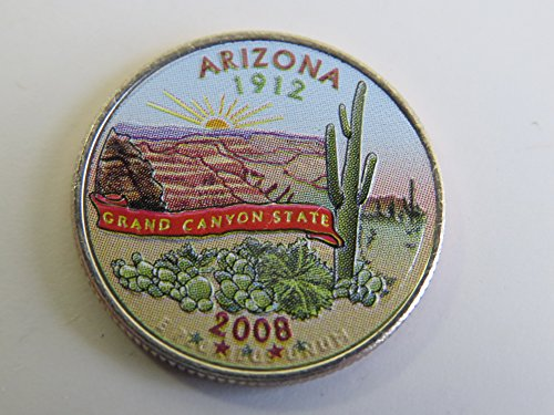 Arizona State Quarter - 3