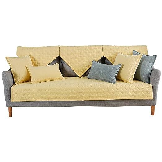 DJHYT Fundas De Sofas 3 Y 2 Plazas Elásticas,Funda de sofá ...