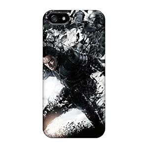 Perfect Cell-phone Hard Covers For Iphone 5/5s With Support Your Personal Customized Attractive Rise Against Pattern KellyLast