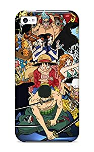 New One Piece New Worlds Tpu Skin Case Compatible With Iphone 5c