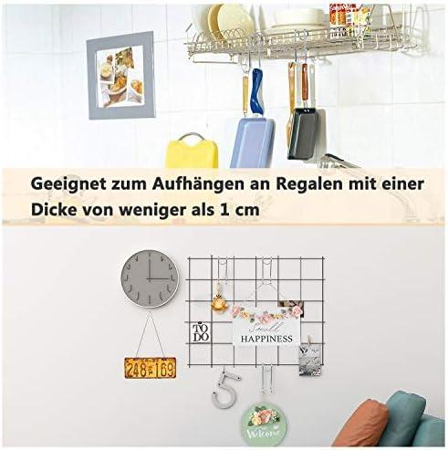 Love-KANKEI Ganchos de ducha Juego de 2 ganchos de ducha de cristal mampara sin agujeros soporte para ducha extractor toallas de mano pelota de baño con protección de goma: Amazon.es: Hogar