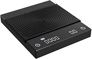 TIMEMORE 2000 Grams Black Coffee Scale