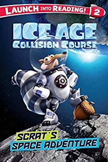 Book Cover: Scrat's Space Adventure