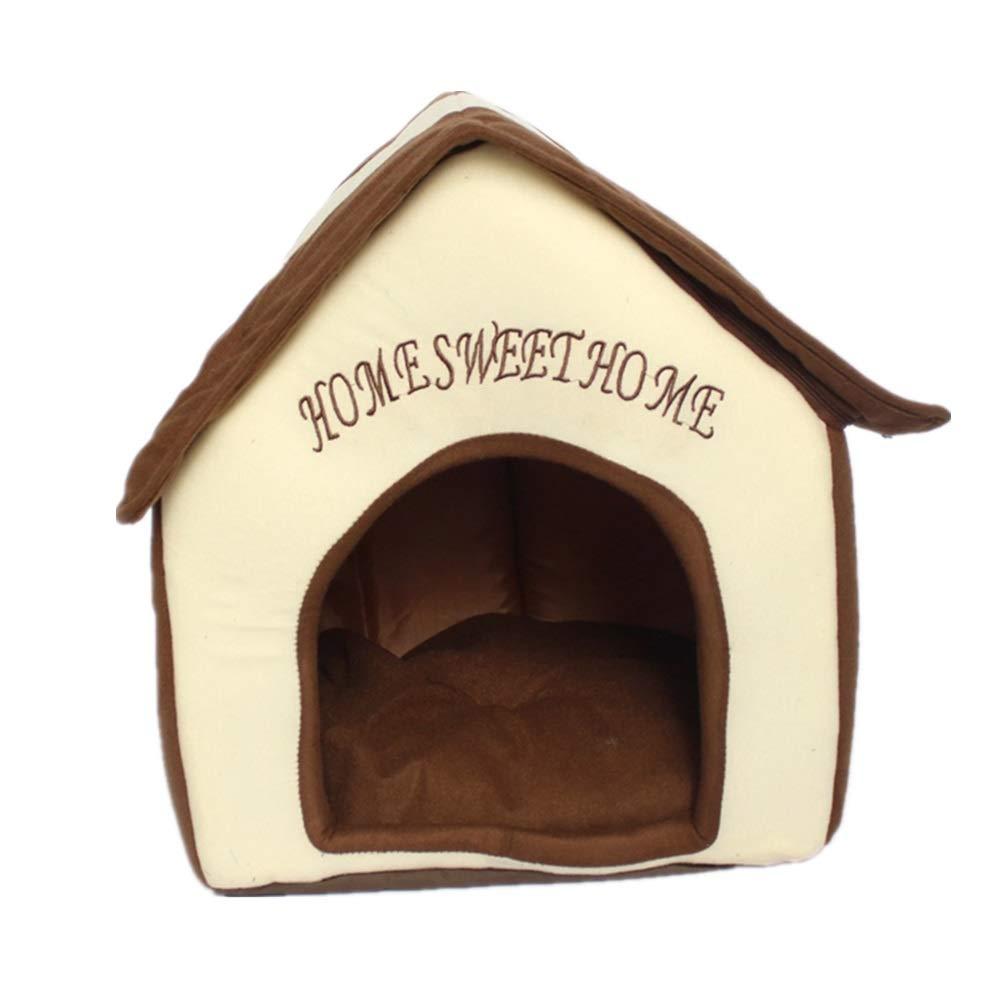 Pet Cabin Four Seasons Washable Small Dog Indoor pet Supplies cat nest Kennel Villa
