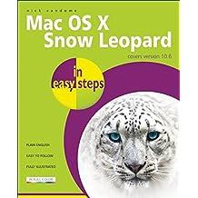 Mac OS X Snow Leopard in easy steps