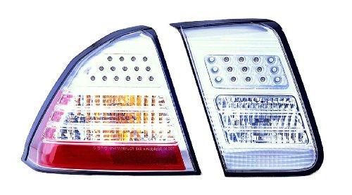 Depo M17-1901F-AS8C Titanium LED Tail Light
