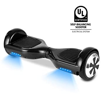 Amazon.com: VEEKO Hoverboard Scooter eléctrico ...