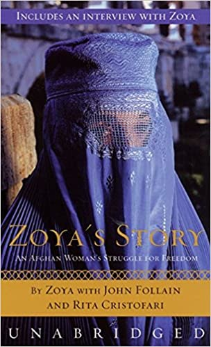 Book Title: Zoyas Story An Afghan Womans Struggle for Freedom