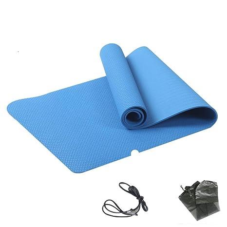 Amazon.com : UKIYES Eco-Friendly TPE Yoga mat, Men and Women ...