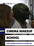 CONtv Insider: Stan Lee's LA Comic Con 2016 - Cinema Makeup School