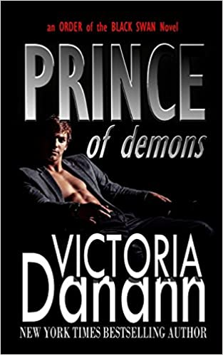 Prince of Demons 1-3 (Order of the Black Swan): Victoria
