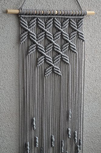 Macrame Wall Hanging. 32.3 inches / 9.8 inches