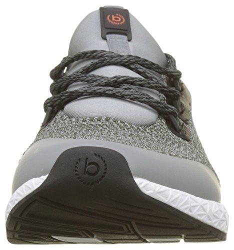 Sneaker Grigio Grey 1500 342518606900 Uomo Slip on bugatti HFwpqn