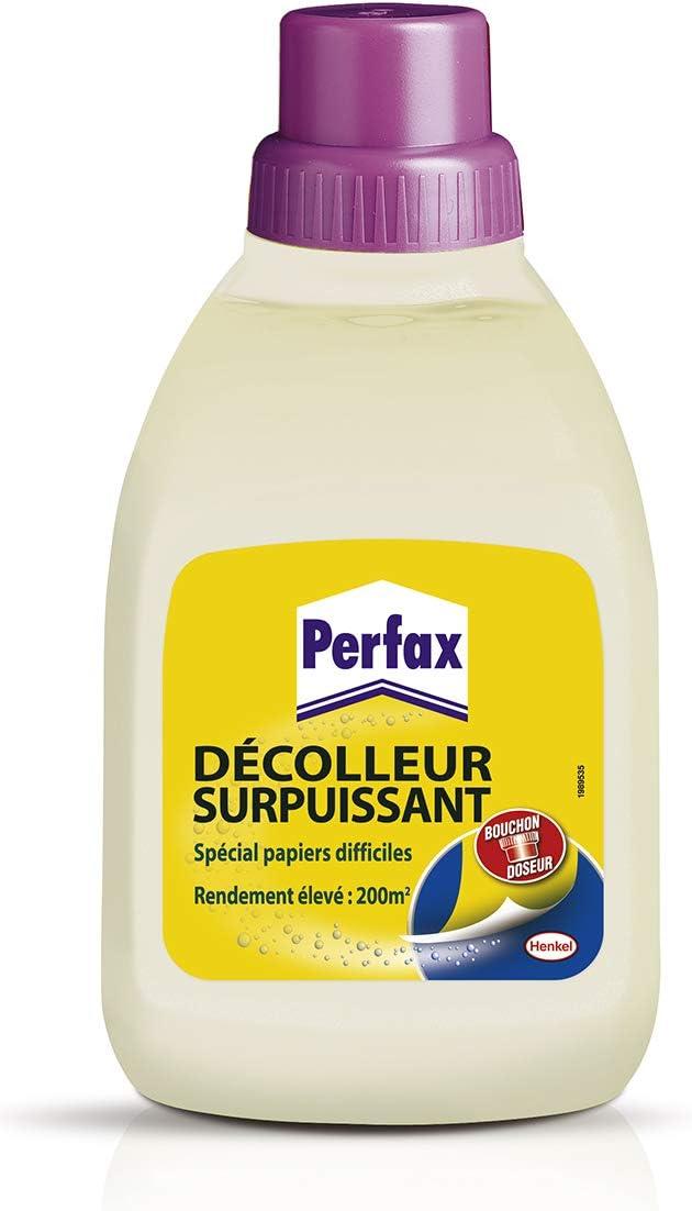 Perfax 1703888 Produits De Service Decolleur Surpuissant Flacon 500ml Amazon Fr Bricolage