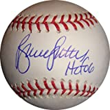 Best Rawlings Hall of Fame Memorabilia Sports Collectibles Sports Memorabilia Baseball Gloves - BRUCE SUTTER SIGNED HALL OF FAME 2006 ROMLB Review