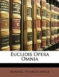 Euclidis Opera Omni, Marinus and Heinrich Menge, 1148770410