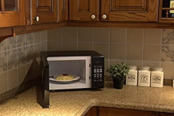 Emerson Mw9255b, 0.9 Cu. Ft. 900 Watt, Touch Control, Black Microwave Oven 5