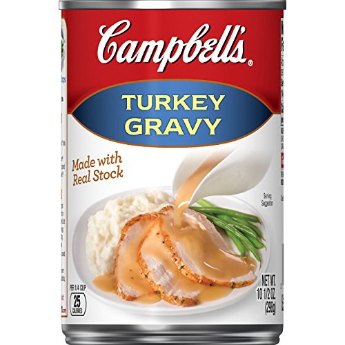 Campbell#039s Gravy  Turkey 105 oz Can Pack of 12