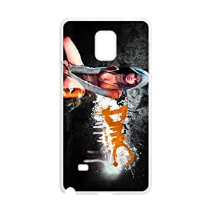 games Kat in DmC Devil May Cry Samsung Galaxy Note 4 Cell Phone Case White Present pp001-9503925