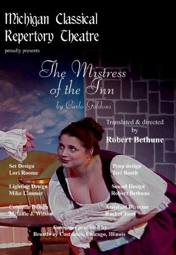 Amazon.com: The Mistress of the Inn, by Carlo Goldoni