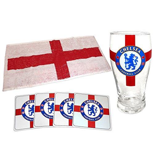 (Chelsea F.C. Mini Bar Set St)