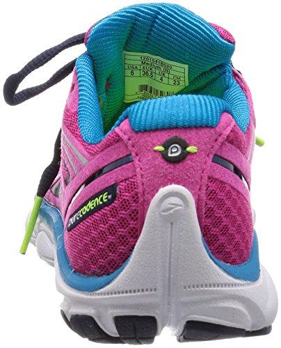 BrooksPurecadence 3 Women - Zapatillas de running mujer multicolor - Beetroot Purple/Atomic Blue/Peacoat Navy