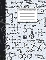 Organic Chemistry: Hexagonal Graph Paper Notebook, 100 pages, 8.5 x 11'', for chemistry and biochemistry students