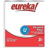 Eureka Genuine Style U Disposable Vacuum Bag 54310C - 3 pack