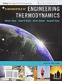 Fundamentals of Engineering Thermodynamics, 9th Edition EPUB Reg Card Loose-Leaf Print Companion Set by  Michael J. Moran in stock, buy online here