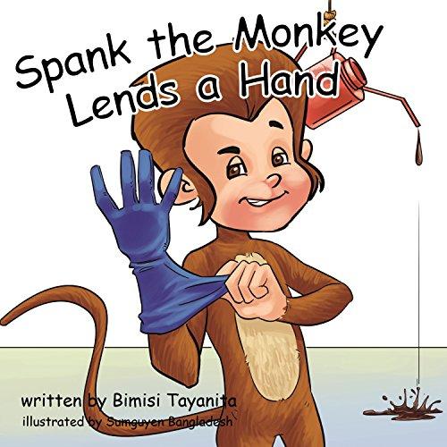 Spank the Monkey Lends a Hand ()