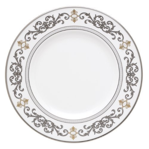 Lenox Antiquity Accent Plate by (Lenox Antiquity Accent)