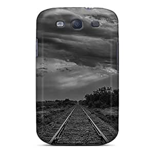 Fashion Protective South Texas Tracks Case Cover For Galaxy S3