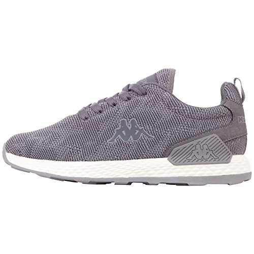 offwhite Adulte Kappa Escape Basses Gris 1643 Mixte Sneakers grey I0H0xFf