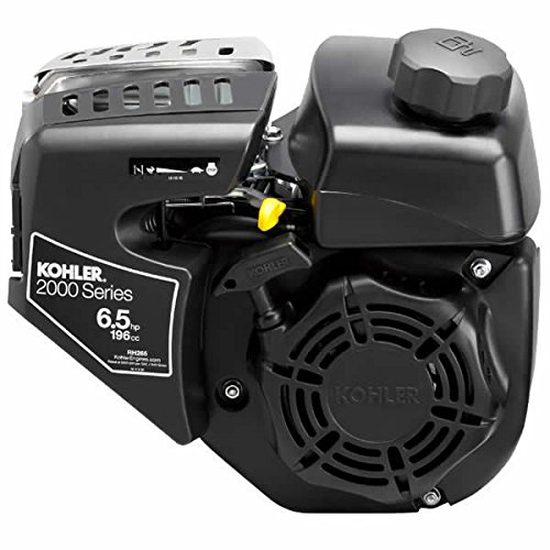 Kohler 2000 Series OHV Horizontal Engine - 196cc, 3/4in. x 2.42in. Shaft, Model# PA-RH265-3103