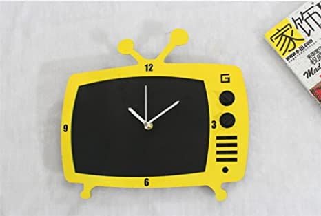 Parete Di Lavagna Prezzo : Gzxlay home arredamento moda arte creativa retrò lavagna orologio