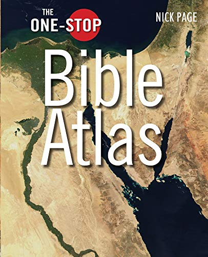 The One-Stop Bible Atlas (One-Stop series) ()