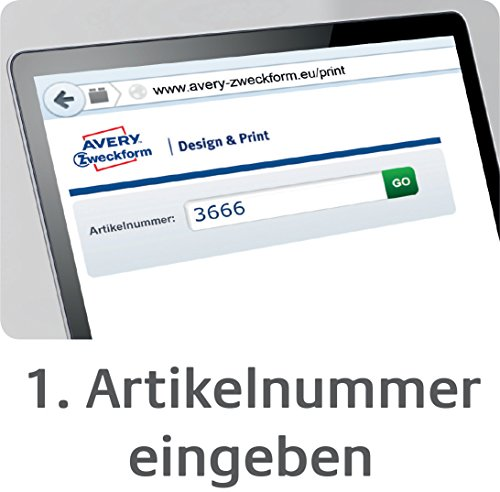 Avery Zweckform ADP5000 DesignPro 5.0 Design & Print Software Full Version [German Import] by Avery (Image #1)