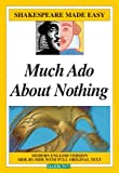 Image of Much Ado About Nothing (Shakespeare Made Easy Series)