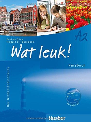 wat-leuk-a2-der-niederlndischkurs-kursbuch-mit-audio-cd