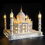 BRIKSMAX-Kit-di-Illuminazione-a-LED-per-Lego-Creator-Taj-MahalCompatibile-con-Il-Modello-Lego-10256-Mattoncini-da-Costruzioni-Non-Include-Il-Set-Lego