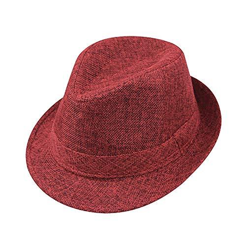 1920s Men Accessory Set Manhattan Hat Cap for