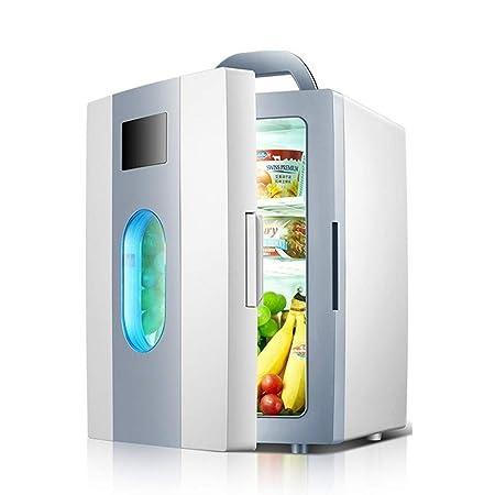 SCXBX Mini refrigerador Nevera de Coche Refrigerador portátil ...