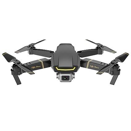 Zinniaya GW89 Wifi FPV Drone RC plegable con cámara 1080P HD ...
