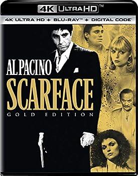Scarface (1983) Gold Edition (4K UHD + Blu-ray + Digital)