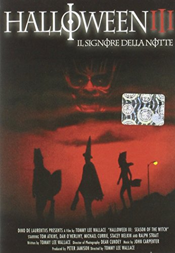 Halloween 3 - Il Signore Della (Tom Atkins Halloween 3)