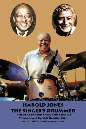 Harold Jones: The Singer's Drummer