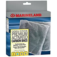 Deals on 2-Count MarineLand Premium Activated Carbon Bags