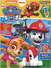 Patrulla Canina. Revista + accesorio - Número 3: Amazon.es