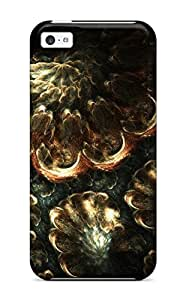 New Style Tpu 5c Protective Case Cover/ Iphone Case - Classical Abstract