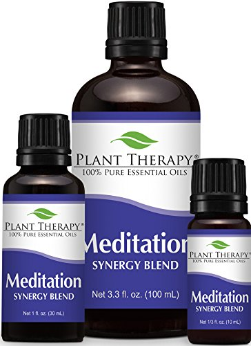 Meditation-Synergy-Essential-Oil-Blend-100-Pure-Undiluted-Therapeutic-Grade-Blend-of-Ylang-ylang-Patchouli-Frankincense-Clary-Sage-Sweet-Orange-and-Thyme